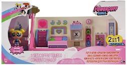 Powerpuff Girls set de joaca flip 2 in 1
