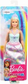Papusa Barbie Dreamtopia printese cu suvita verde