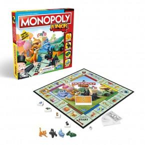 Monopoly Junior in limba romana