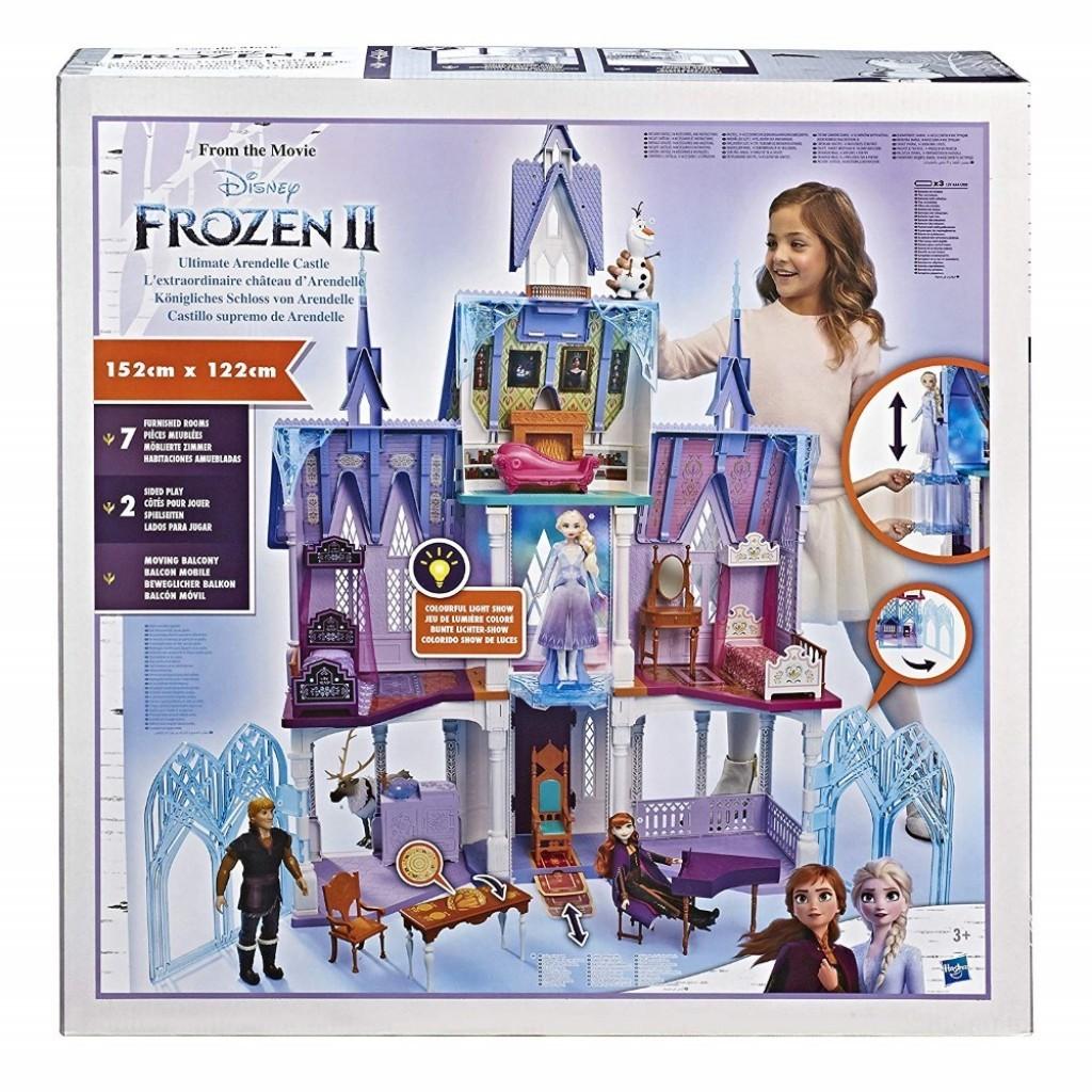 Castelul din Arendelle Disney Frozen 2