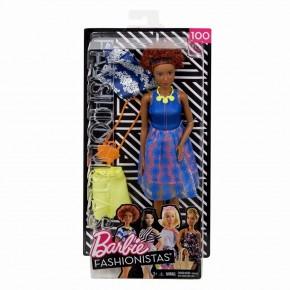 Papusa Barbie fashionsta creata cu hainute de schimb