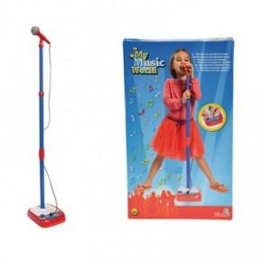 Simba microfon reglabil cu stativ 80-120 cm