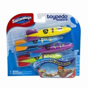 Swimways Toypedo Bandits Torpile subacvatice