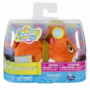 Zhu Zhu Animalut de companie Mr Squiggles