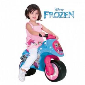 Motocicleta  Frozen fara pedale Neox  Injusa