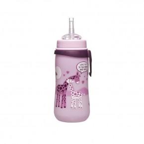 Cana Straw Cup Girl cu clip si pai de baut,nip 35068