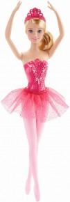 Papusa Barbie balerina costum roz