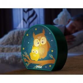 Lampa de veghe MyBabyLight Owl REER