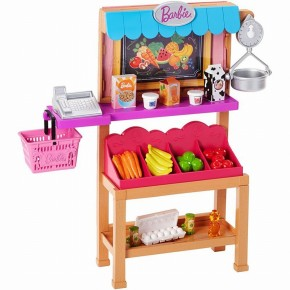 Set de joaca Barbie mobilier bacanie