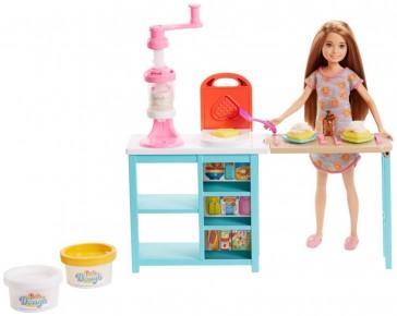 Set Barbie mic dejun cu Stacie