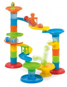 Joc Educativ Turnul Cu Rollercoaster