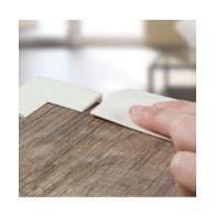 Protectie universala din poliuretan pentru muchii si colturi, 2.4 m REER 83210