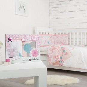 Set de pat 2 piese pentru bebelusi Comfi-Dreams Lovebirds