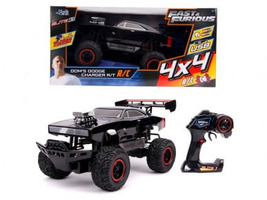 Masina Fast and Furious 4X4 RC 1970 Dodge Charger