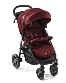 Joie - Carucior Multifunctional Litetrax 4 Flex Liverpool Red