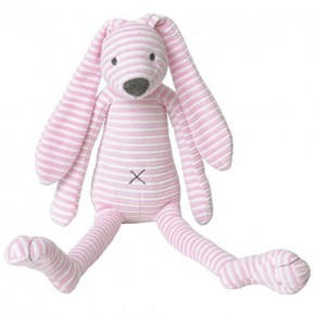 Happy Horse - Jucarie de plus Iepurasul Reece Pink No 2, 40 cm