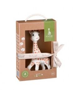 Girafa Sophie in cutie cadou