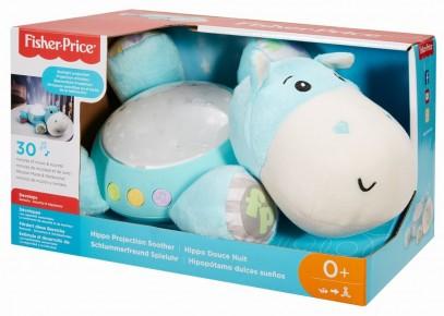 Proiector hipopotam Fischer Price