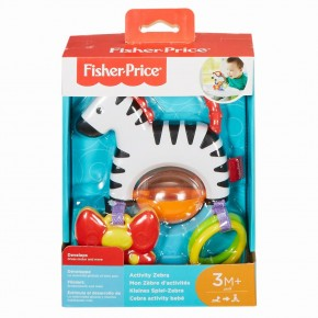 Zebra cu activitati Fischer Price