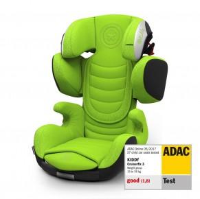Scaun auto Kiddy Cruiserfix 3 Lizard Green (ISOFIX)