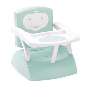 Booster 2 in 1 BABYTOP Thermobaby Celadon green