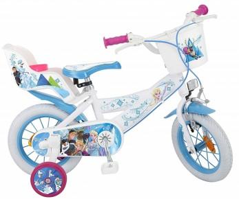 Bicicletă fete - 12 inch - Frozen