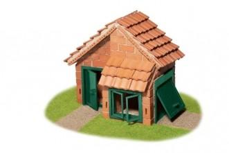 Casa cu tigla - set de constructie