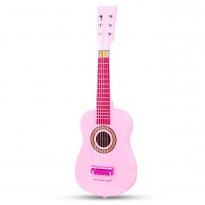 Chitara roz fetite New Classic Toys