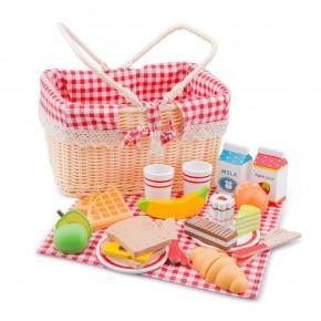 Cos picnic pentru copii