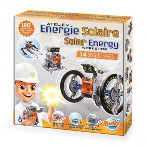 Joc de constructie Energie Solara 14 in 1