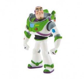 Figurina Buzz Lightyear, Toy Story 3