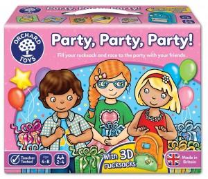 Joc de societate La petrecere Party Party Party!
