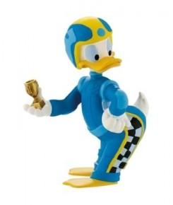 Figurina Bullyland Donald - Mickey si pilotii de curse