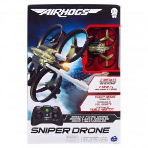 Airhogs Drona Sniper cu proiectile