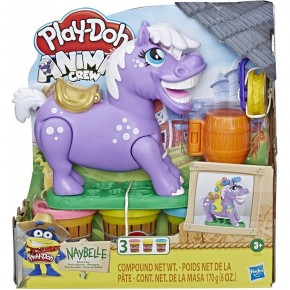Play Doh Poneiul Naybelle