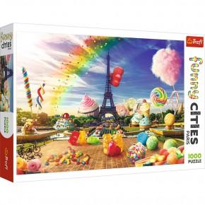Puzzle Trefl 1000 Dulciuri la Paris