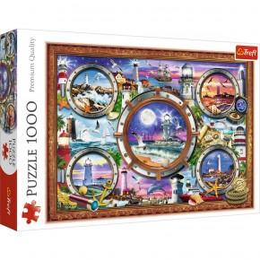 Puzzle Trefl 1000 Farui pline de culoare