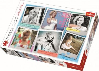 Puzzle Trefl 1000 Marilyn Monroe