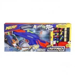 Blaster Nerf Nitro MotoFury Rapid Rally