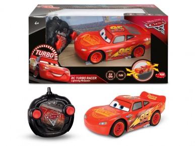 RC Cars 3 Turbo racer lighting Mcqueen