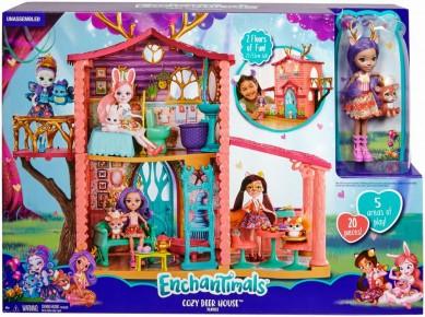 Set de joaca Enchantimals - Casa Danessei
