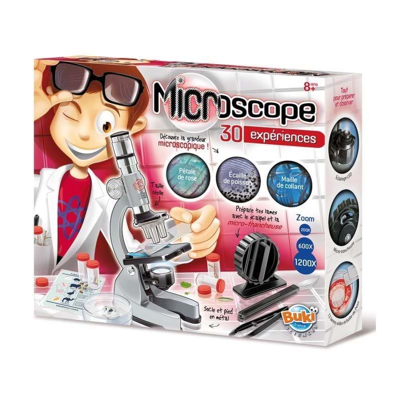 Joc Microscop - 30 experimente