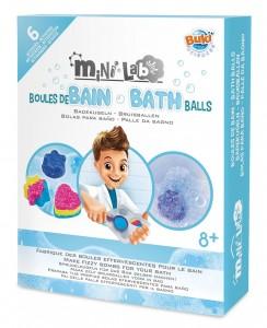 Joc Mini - laboratorul de bile de baie