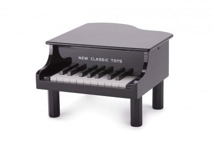 Jucarie Pian 'Grand Piano' - Negru