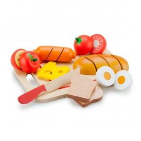 Jucarie Platou cu diferite alimente