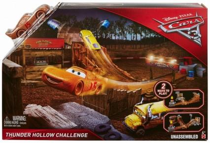 Cars 3 set de joaca Thunder Challange