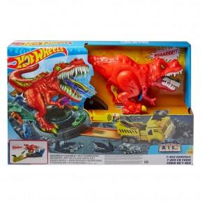 Set de joaca Hot Wheels T-Rex