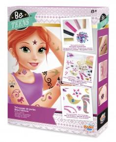 Joc de fete Tatuaje cu strasuri