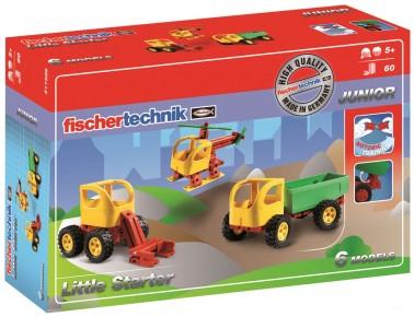 Set constructie Junior Little Starter 6 modele