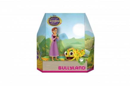 Set Rapunzel cu parul scurt - 2 figurine